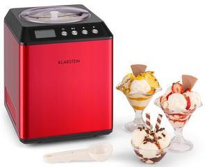 Klarstein Vanilla Sky Eismaschine - Klarstein Weinkühlschrank