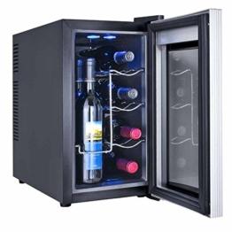 Dyntronic 8 Flaschen Weinkühlschrank