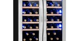 Klarstein Vinovilla Duo42 Weinkühlschrank